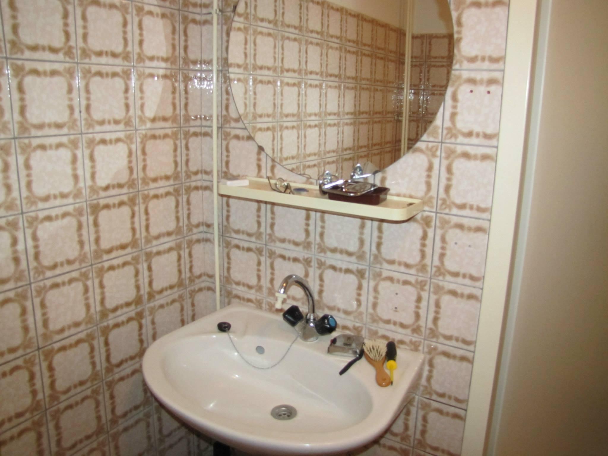 Oude badkamer Ossendrecht Renovatie