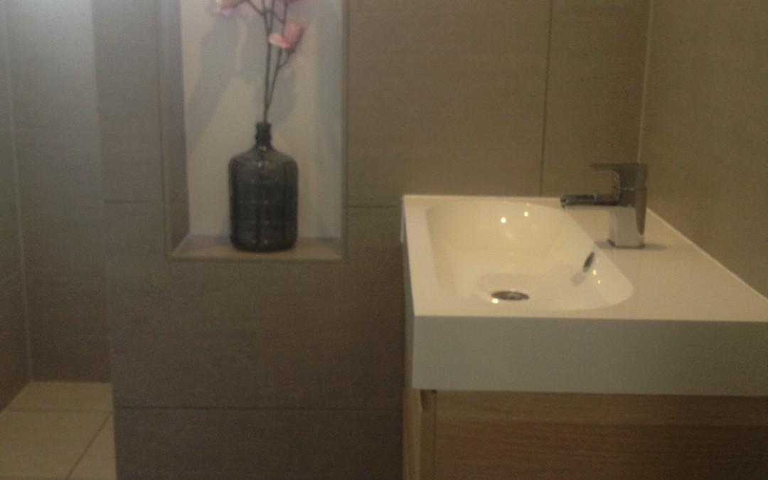 Renovatie badkamer Oudenbosch