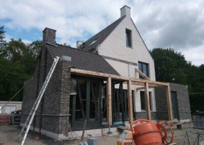 Realisatie woonhuis in Dorst